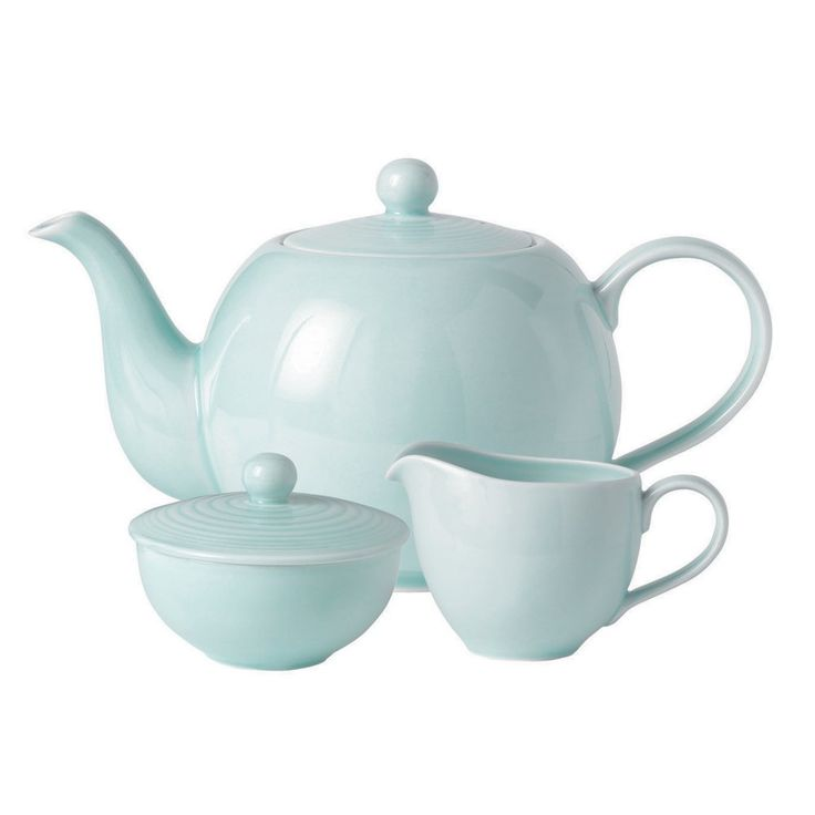 Gordon Ramsay Maze Blue 3 Piece Beverage Set - The Gordon Ramsay Maze Blue 3 Piece Beverage Set makes your daily tea time ritual an everyday luxury. This set includes a graceful teapot with lid,...