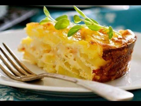 Готовим картофель  Дофинуа - YouTube
