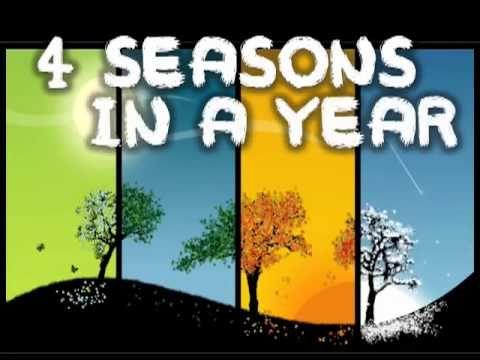 4 Seasons in a Year kids song