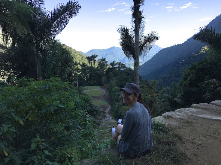 Sarah in Colombia