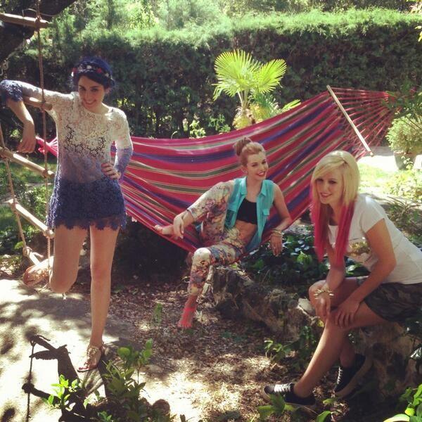 Quién no recuerda el reportaje de la moda de Sweet California? (revista BRAVO, verano de 2013).