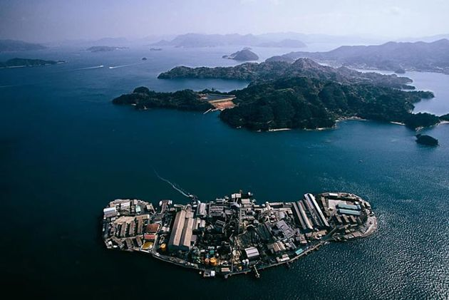Honshu island