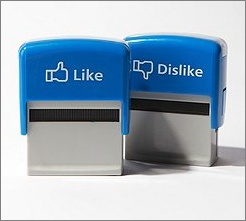 Like and Dislike Stamps @Lori Bearden Tanner we need these at work!!