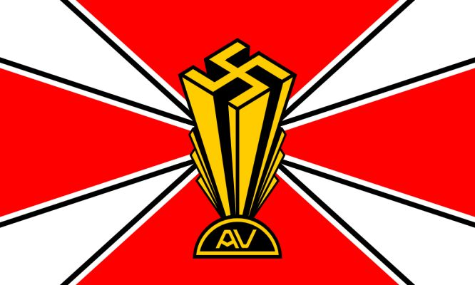 The German American Bund, or German American Federation , was an American Nazi organization established in 1936 to succeed Friends of New Germany , the new name being chosen to emphasise the group's American credentials after press criticism that the organisation was unpatriotic.[4] The Bund was to consist only of American citizens of German descent.[5] Its main goal was to promote a favorable view of Nazi Germany.
