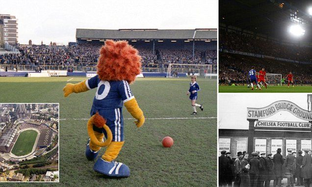 From the sweeping terraces of yesteryear populated by working class men in flat caps to the modern all-seater stadium we know today, we take a look back at Stamford Bridge's history.