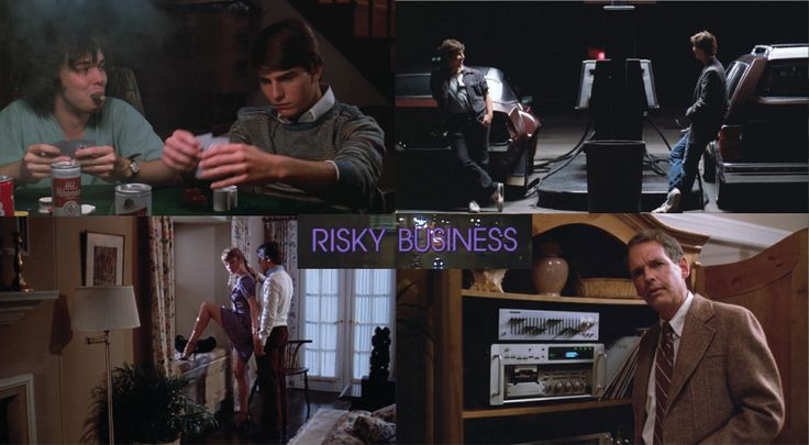 """Risky Business"" (1983)"