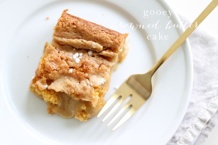 ... Butter Cake recipe | a twist on the traditional St. Louis Gooey Butter
