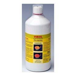 #virsil #hanbiotech #siliciumorganique Le virsil en flacon de 1 litre contient un extrait de prêle naturellement riche en Silicium organique. Il y a également du vinaigre de chêne qui permet de stabiliser la solution. Le Silicium organique rentre dans la constitution du cartilage articulaire. disponible sur www.biosantesenior.fr  http://www.biosantesenior.fr/virsil-flacon-silicium-silice-organique-han-biotech,fr,4,Virsil.cfm
