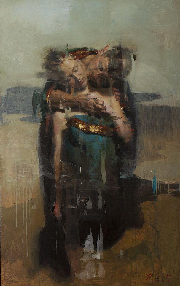 Christian Hook. Contemporary artist from Gibraltar