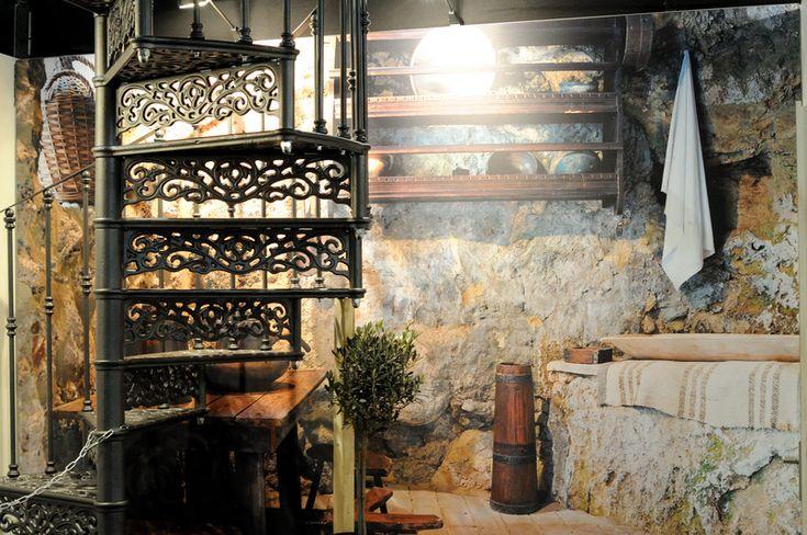 Galleria generale riepilogativa degli esempi di scale a chiocciola di nostra produzione montate presso nostri clienti