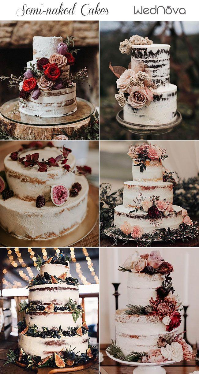Für viele werdende Bräute kann es sehr schwierig sein, eine Hochzeitstorte auszuwählen …   – Kw