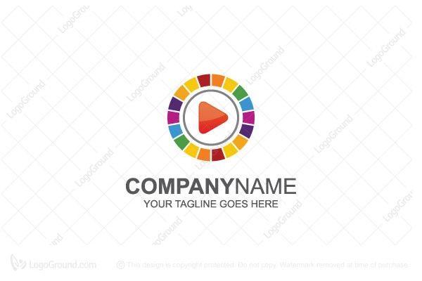 Logo for sale: Media Logo