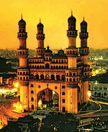 Charminar, Hyderabad India