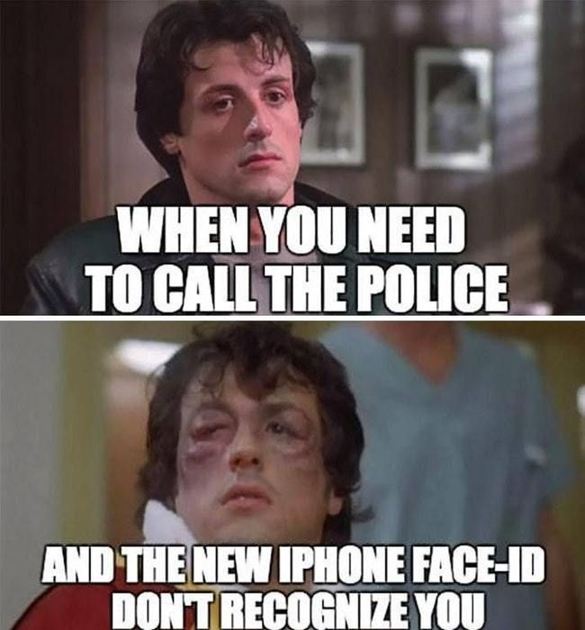 Android Vs Iphone Memes That Will Make You Laugh Out Loud Or Get Incredibly Angry Viraluck Really Funny Memes Funny Memes Face Id