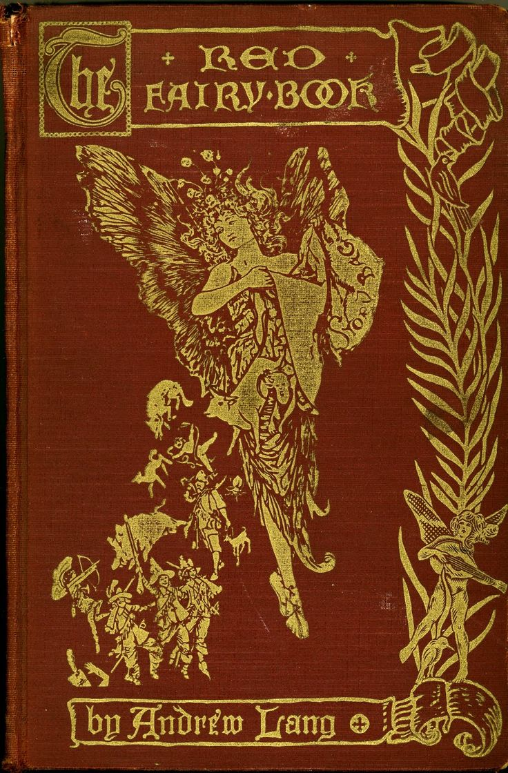 Lang ~ The red fairy book (1890); Lang, Andrew, 1844-1912; Ford, H. J. (Henry Justice), 1860-1941; Speed, Lancelot, 1860-1931, ill