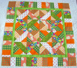 Jelly Roll Quilt Pattern by 3 Dudes, looks hard, but isn't