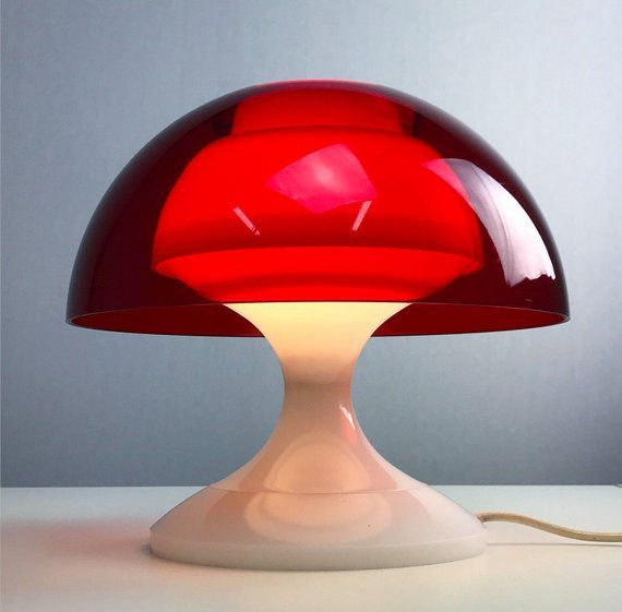 Rare Table Lamp By Bent Karlby Denmark Lamp Table Lamp Danish Design