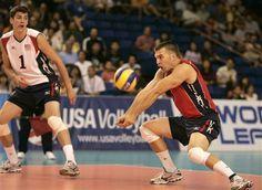 Las posiciones en voleibol