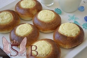 Mυζηθροπιτάκια από την Ρωσία   Sugar & Breads in Greece