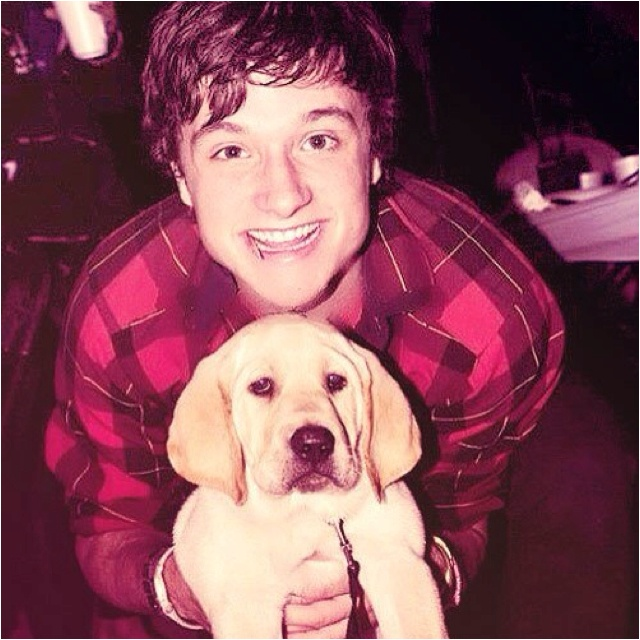 find this pin and more on josh hutcherson
