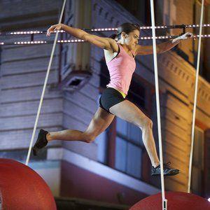 'American Ninja Warrior': Watch Kacy Catanzaro's Qualifier Run (Exclusive Sneak Peek) #FansnStars