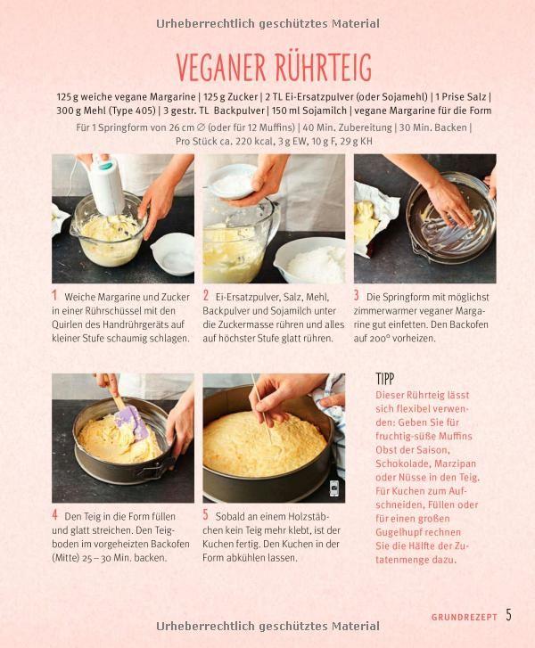 Ruhrteig kuchen ohne ei