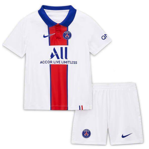 PSG AWAY 2020 2021 KIDS FOOTBALL KIT 20/21 | Paris saint-germain ...