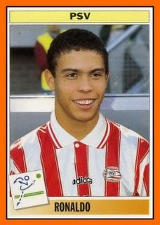#Figuritas Ronaldo en el PSV