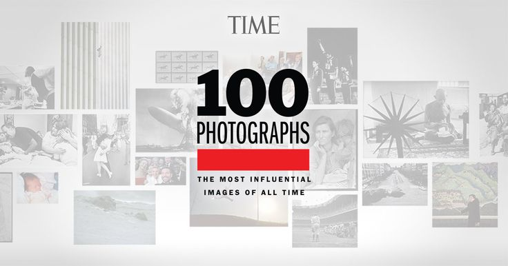 See the stories behind 100 photos that changed the world
