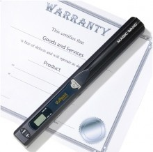 Magic Wand Portable ScannerWands Portable, Scanner Pds, Wands Scanner, Magic Wands, Portable Scanner, Vupoint Solutions, Vupoint Magic, Solutions Magic, Pds St415