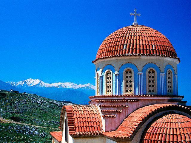 Представители православных церквей со всего мира съехались на греческий остров Крит для участия во Всеправославном соборе - мероприятие проходит впервые за более чем тысячу лет