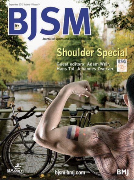 BJSM Volume 47 Issue 14 | September 2013 ~ Shoulder Special