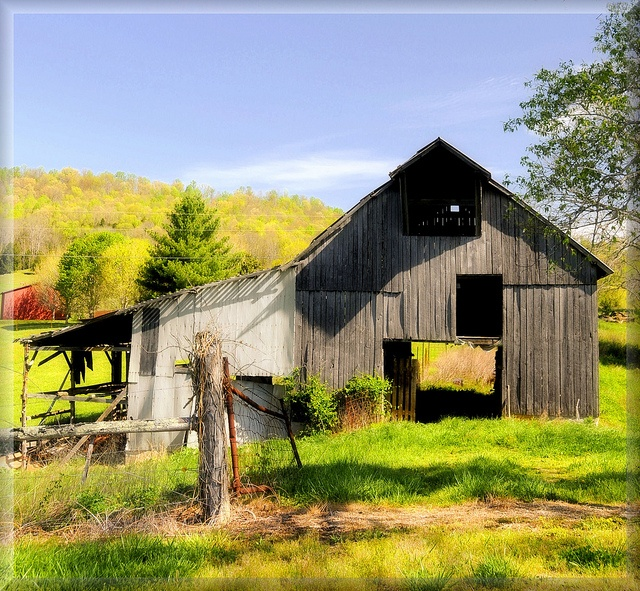 Spring On the FarmArt Farms, Farmhouse Barns, Barns Charms, Beautiful, Country Living, Barns Love3, Country Life, Barns Bridges Mil, Old Barns
