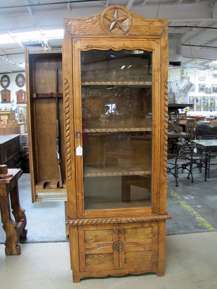 Hidden Gun Cabinet Furniture Woodworking Projects Amp Plans