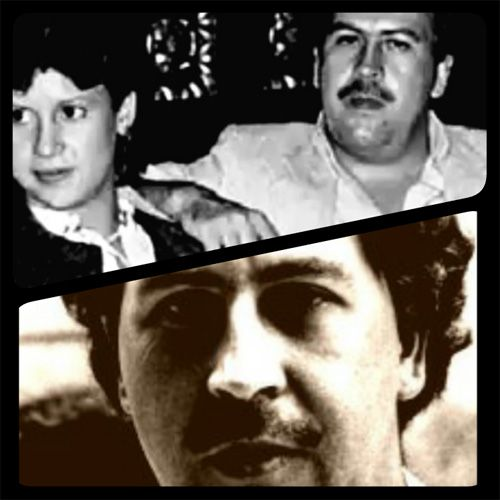 Check out Pablo Escobar's lovelife.