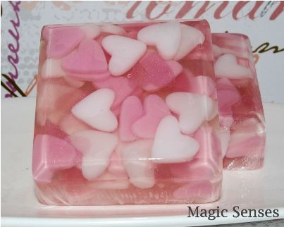 glycerin soap...love this :)