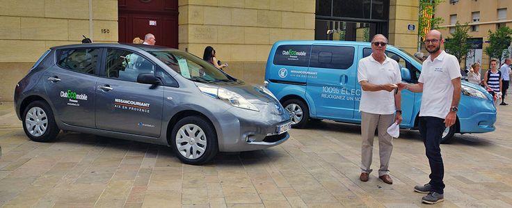 Le Festival d'Art Lyrique d'Aix-en-Provence passe au vert avec Nissan Couriant - via www.nissan-couriant.fr