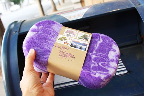 @Bevin Dorough @Hannah Glossner--Look out for random gifts that may show up in your mailbox!--Blog with items under 13oz that you can mail.