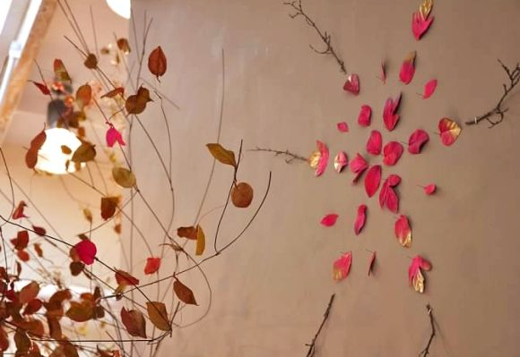 Our New Fall Displays: An Enchanted Forest | Free People Blog #freepeople