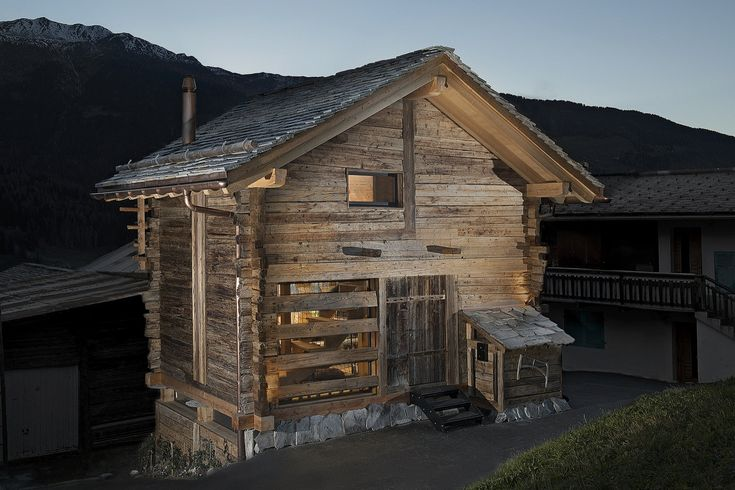 Galeria de Conversão de um celeiro / Alp'Architecture Sàrl - 5