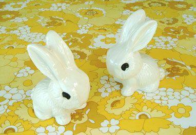Yellow Bunnies (Loving Me Loving You Series) 2004