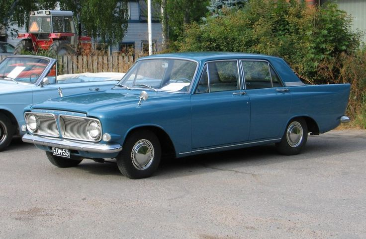Ford zephyr, I broke the crankshaft on one of these and managed to drive it home