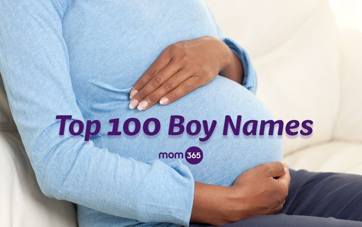 Looking for the latest popular boys names? Check out the current top 100 baby boy names and learn the meanings and origins of these popular boy names.