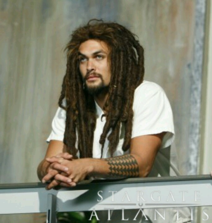 Jason Momoa Upbringing: Stargate Alantis..awesome
