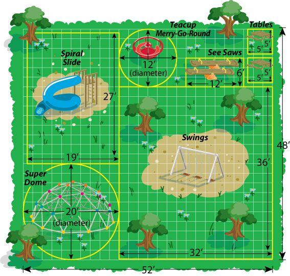 Illuminations: Planning a Playground: Good Math extension/enrichment activity