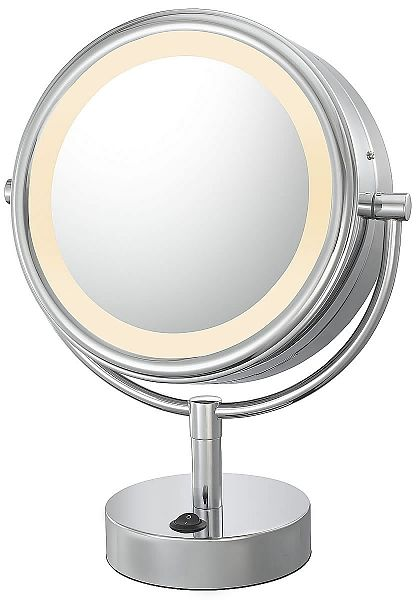 Kimball   Young 725 Series LED   Lighted Makeup Mirror   seattleluxe com. 140 best Lighted Makeup Mirror images on Pinterest   Lighted