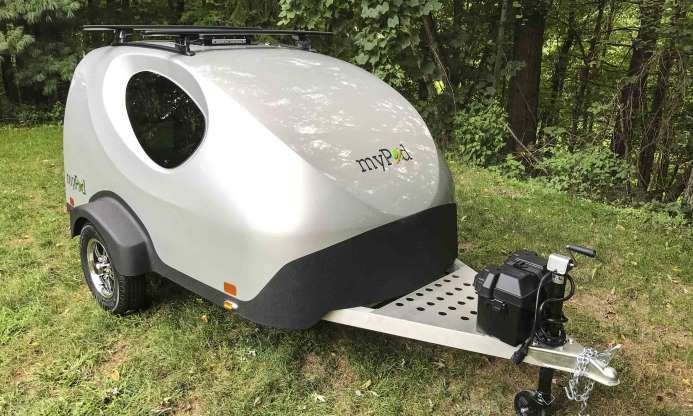 Little Guy Mypod >> Little Guy Trailers Uniontown Ohio The Mypod Available In