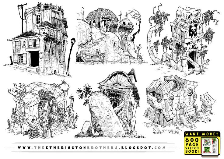 """Art by Lawrence """"Lorenzo"""" Etherington* • Blog/Website 