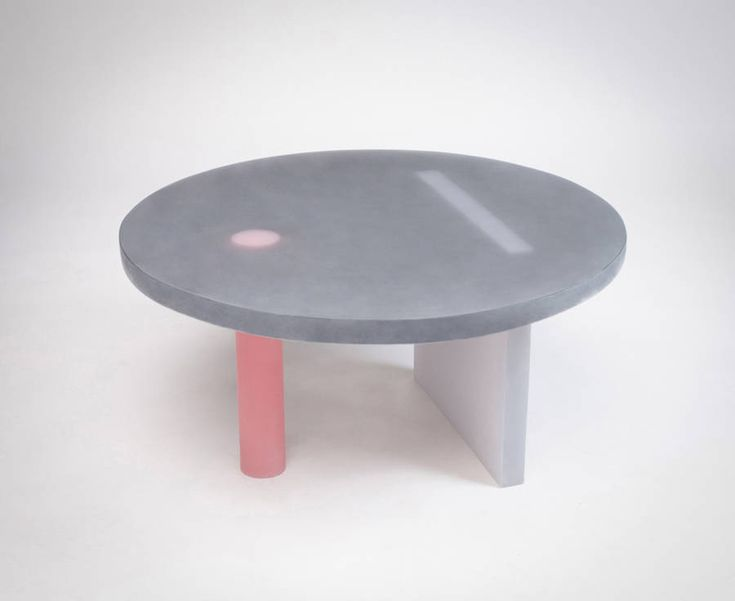 Beautiful Pastel Resin Furniture – Fubiz Media