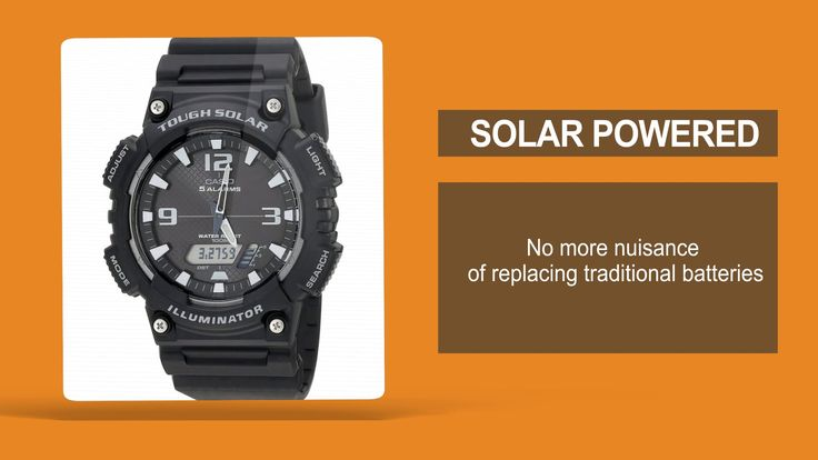 Solar Powered Watches | What Makes Them the Best Review
